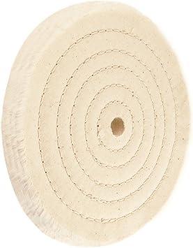 Almohadilla extra gruesa de algodón para pulir, 6 x 1/2 x 3/4 ...