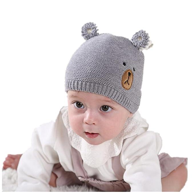 Babybekleidung Hüte Mützen Longra Baby Mädchen Jungen Winter Mütze
