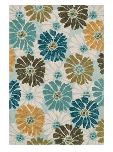Loloi Rugs, Gabriella Collection - Mist Area Rug, 2'-3