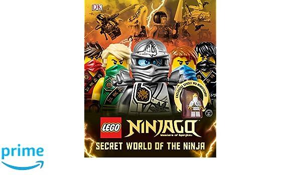 Lego Ninjago: Secret World of the Ninja: Amazon.es: Beth ...