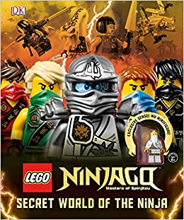 LEGO NINJAGO: Secret World of the Ninja: Beth Landis Hester ...