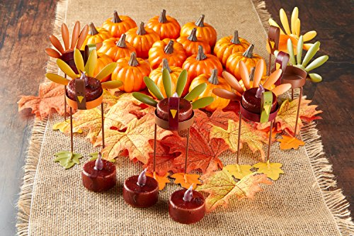Factory Direct Craft Autumn Decorate your Thanksgiving Table Kit