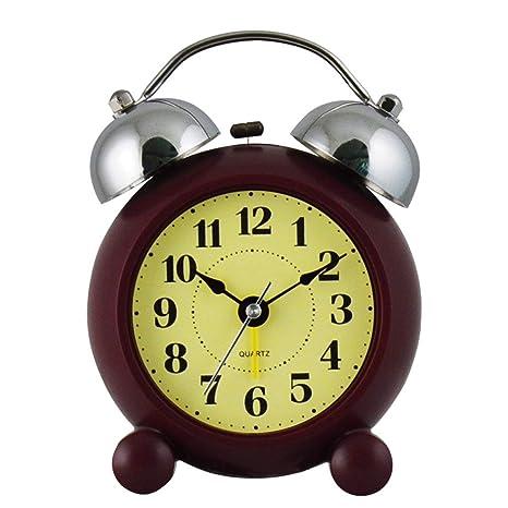 Reloj De Alarma MecáNico - Reloj De Alarma con Mecanismo De ...