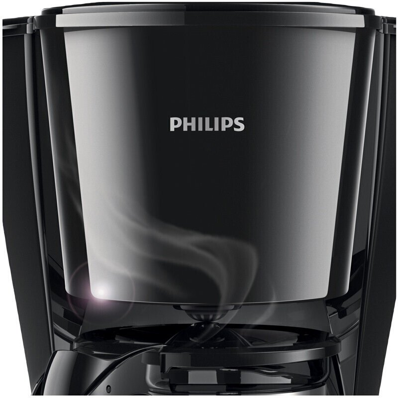 Philips HD7432/20 - Cafetera de goteo, 640-760 W, color negro ...