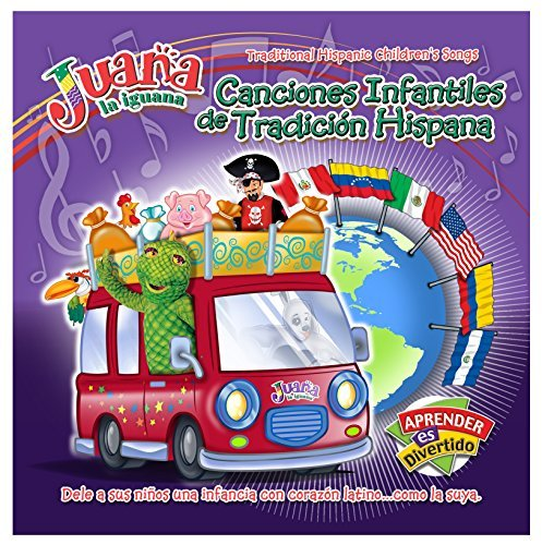 Songs in Spanish for Children (Canciones Infantiles de Tradición Hispana)