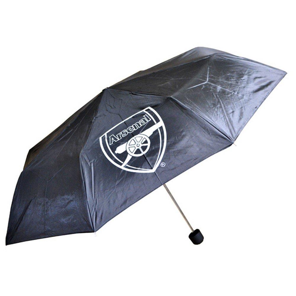 Arsenal FC Telescopic Compact Umbrella in Pouch