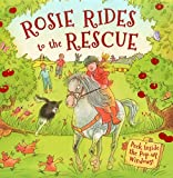 img - for Rosie Rides to the Rescue: Peek Inside The Pop-Up Windows! book / textbook / text book