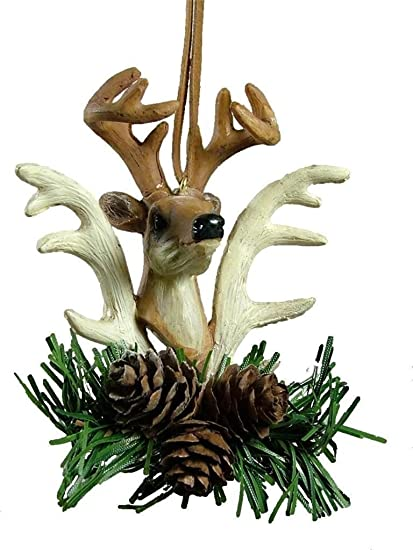 Amazon.com: Deer Buck Head Pine Cone Hunting Hunter Camo Camouflage ...