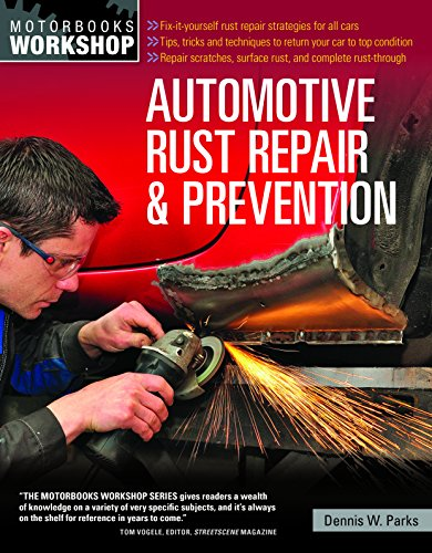 Pdf Transportation Automotive Rust Repair and Prevention (Motorbooks Workshop)