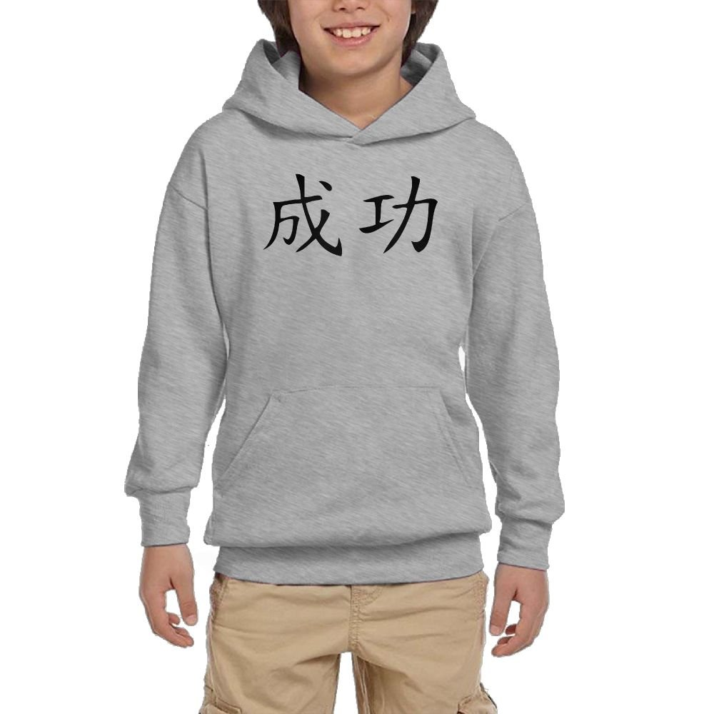 Artphoto Youth's Movie Success Hoodies Sweatshirt Suitable for 10 to 15 Years Old  M Ash by Artphoto