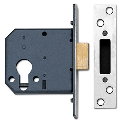 Yale Deadcase 3220 SS 76mm Euro - Door Lock Replacement