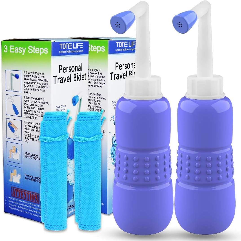Best portable bidet-2PCS-Pack Portable Bidet for Toilet