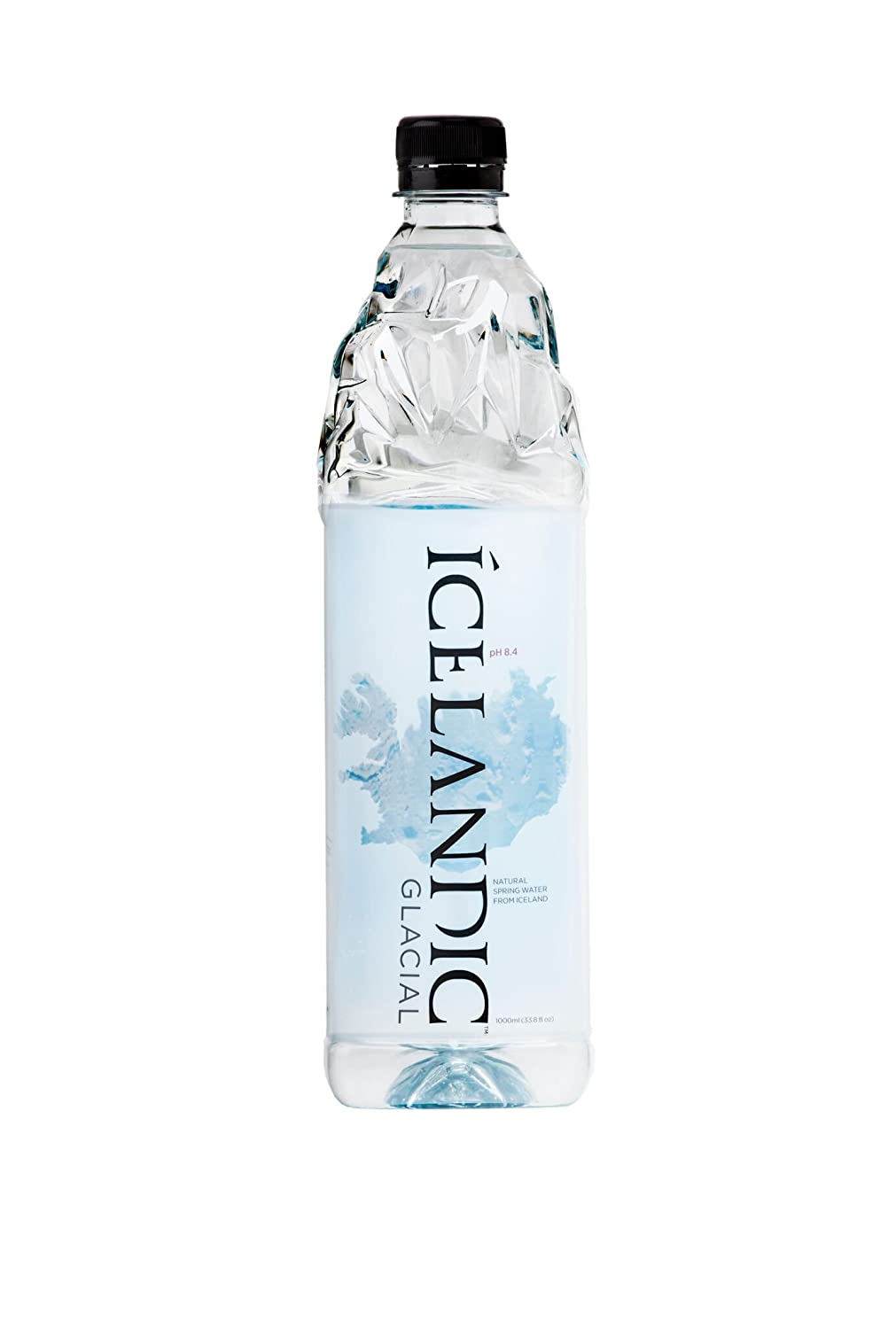 6ae2bccf91 Icelandic Glacial Natural Spring Water, 1.5 Liter, 12 Count: Amazon.com:  Grocery & Gourmet Food