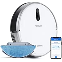 ECOVACS DEEBOT 710 Smart Robotic Vacuum Cleaner Smart Navi 2.0 for Scanning and Mapping Home Vacuuming and Mopping…