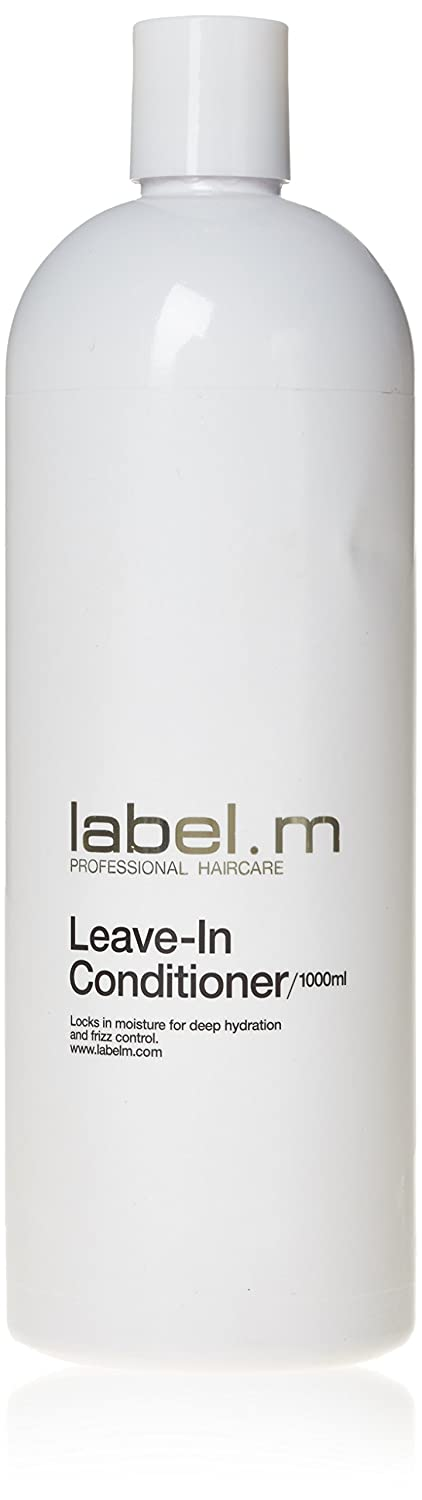 Toni & Guy Label.M Leave In Conditioner, 33.8 Ounce