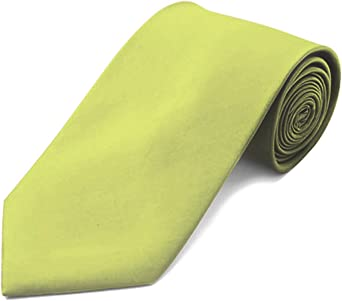 Many Colors Available Solid Mens Necktie Ties Multi Color Formal Tie