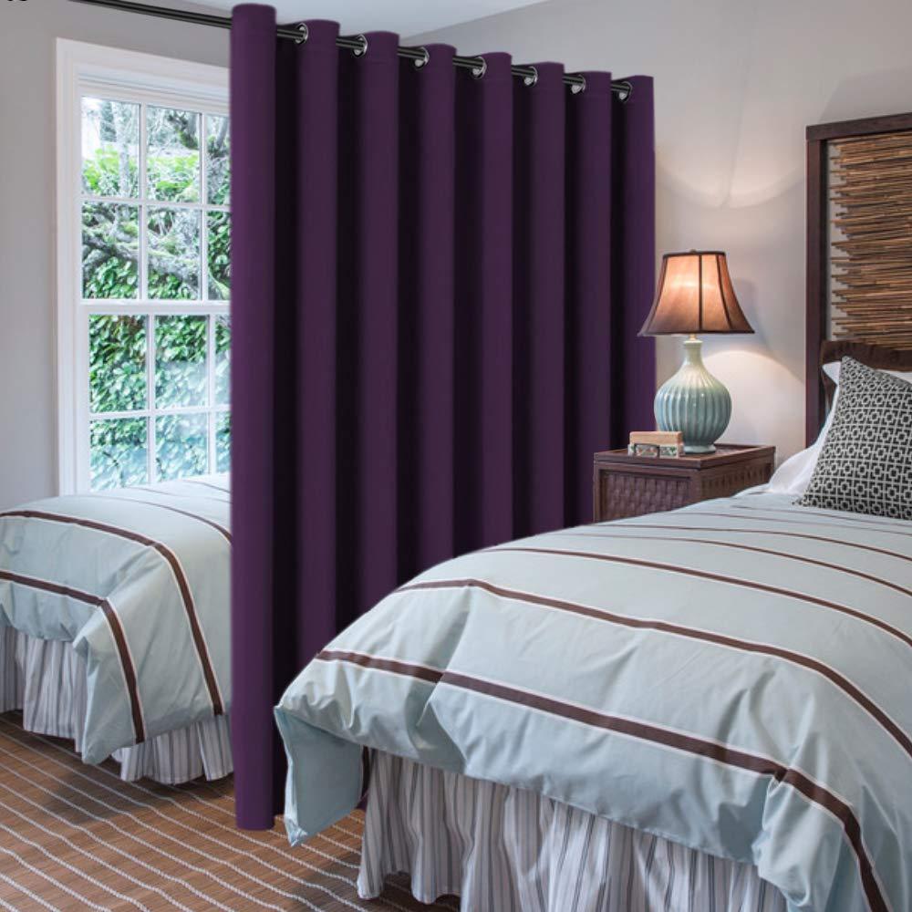 H.VERSAILTEX Premium Blackout Wider Curtains