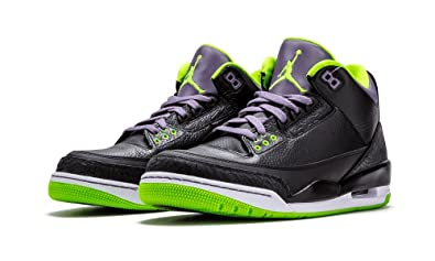 1df9a3f119b Image Unavailable. Image not available for. Color  Jordan Air 3 Retro Mens  Style  136064-018 Size  9.5