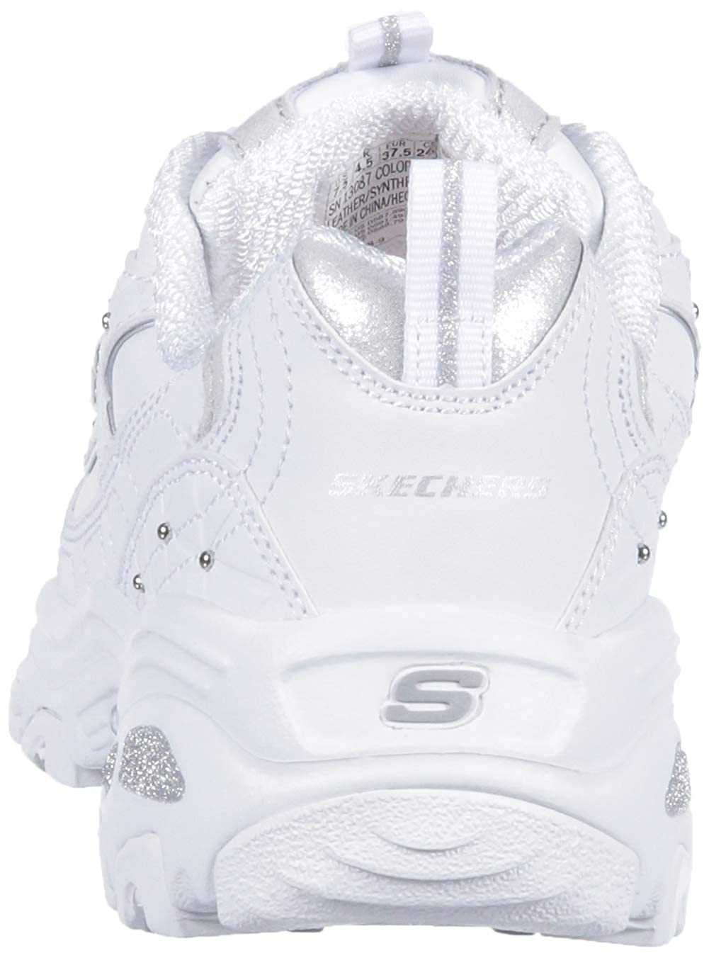 Skechers-D-039-Lites-Women-039-s-Casual-Lightweight-Fashion-Sneakers-Athletic-Shoes thumbnail 73