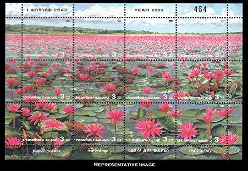 Thailand Stamp Sheet - 8