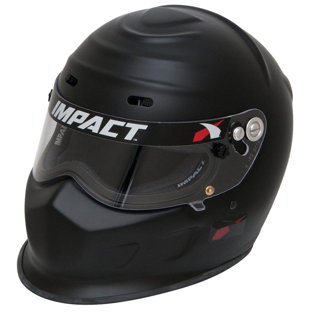 Helmet - Champ SNELL15 LG Flat Black