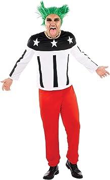 Fun Shack Rojo Leyenda De La Música Disfraz para Hombres - M ...