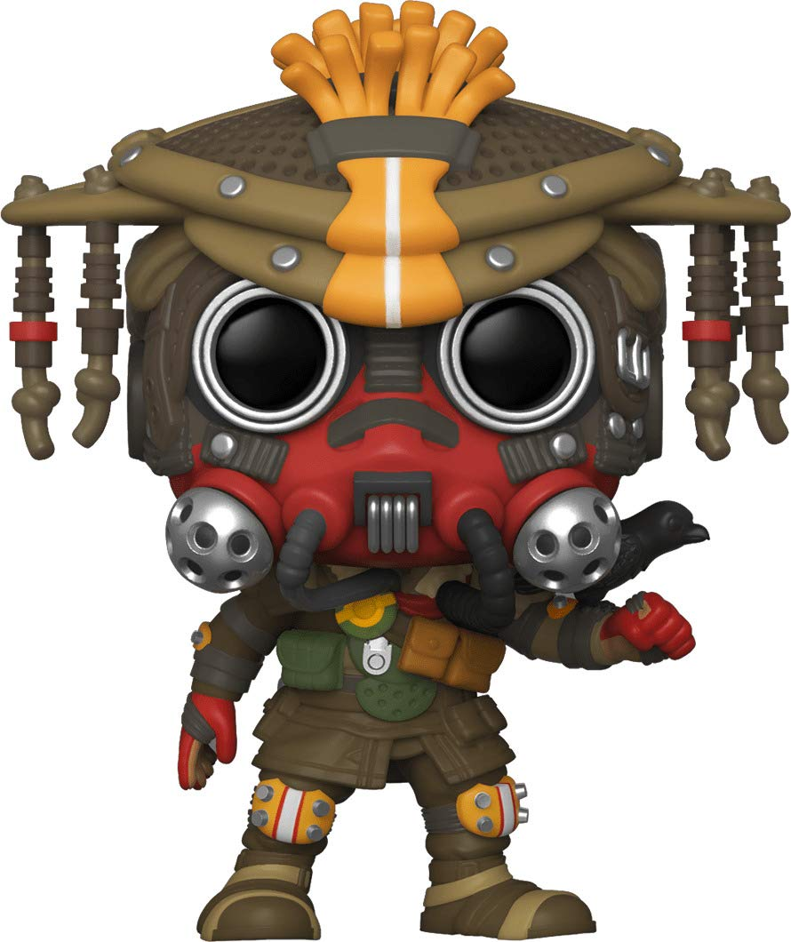 Pop Games Funko 43288 Multicolor Apex Legends-Bloodhound Collectible Toy
