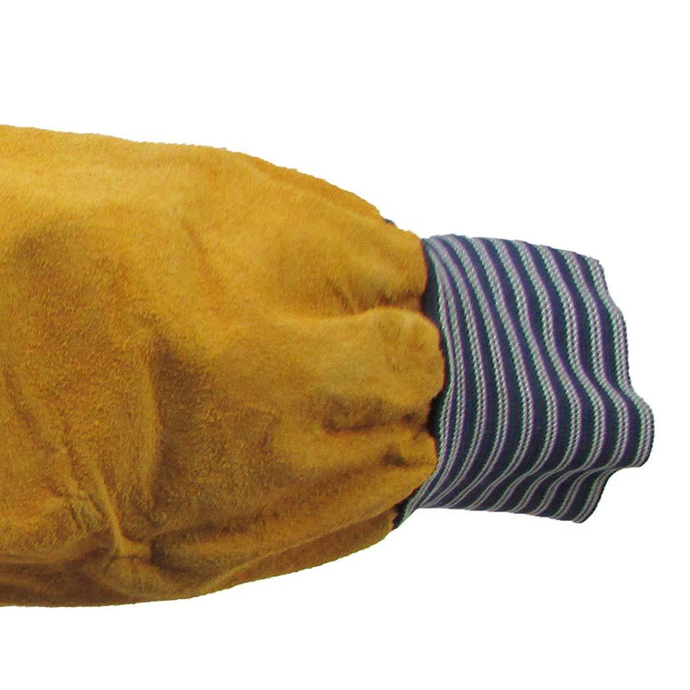 ZPL Manguitos de Brazo de Soldadura Resistente al Calor Manguito elástico Trabajo de Seguridad Protector de Brazo de protección Resistente a Las chispas, ...