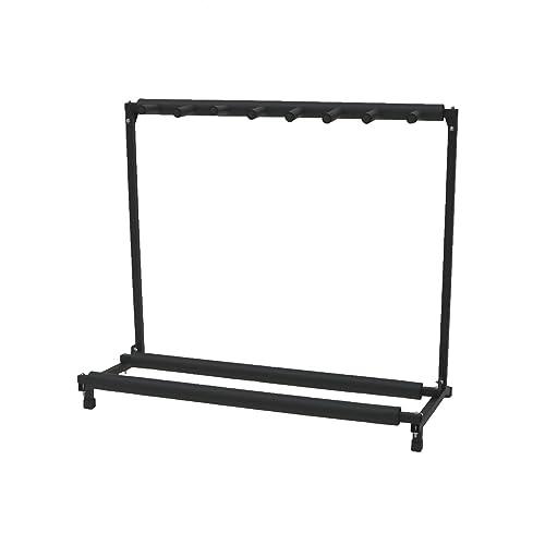 rockstand 7 guitar rack stand musical instruments. Black Bedroom Furniture Sets. Home Design Ideas