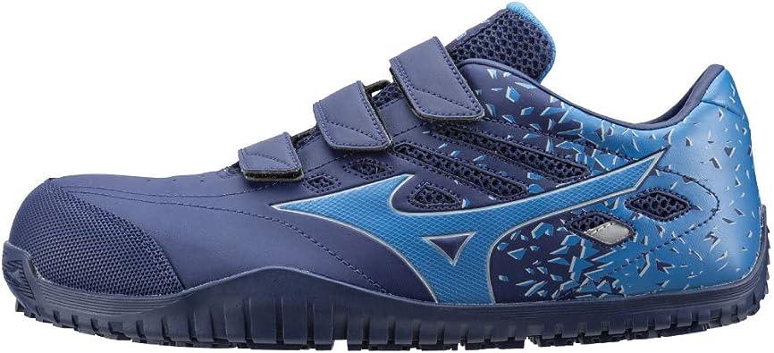 靴 ミズノ 安全