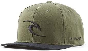 Rip Curl Men's Snapback Cap ~ Tepan SB dk Olive