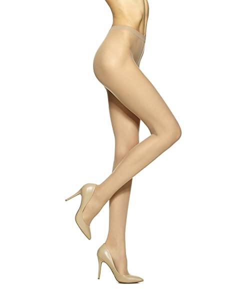 01d8a8685 No Nonsense Women s Sheer To Waist Sheer Toe Hosiery  Amazon.ca  Clothing    Accessories