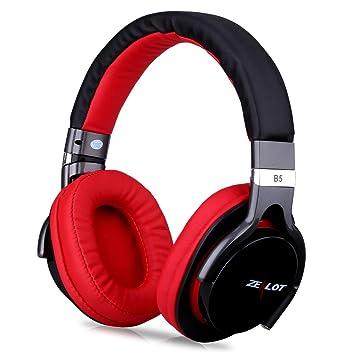 ZEALOT auricular estéreo inalámbrico Bluetooth confortable para deporte ciclismo relaxant Voyager: Amazon.es: Electrónica