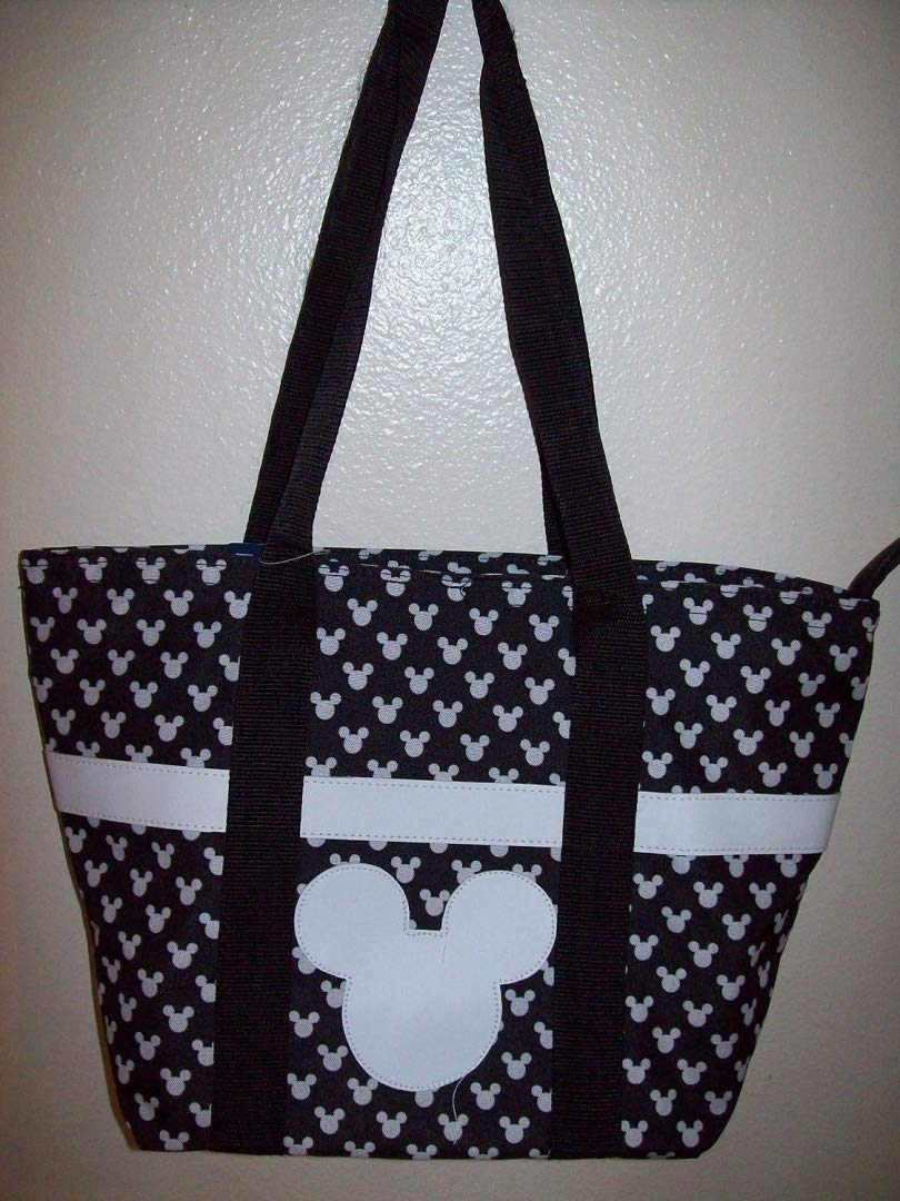 DISNEY MICKEY MOUSE POKA TOTE BAG