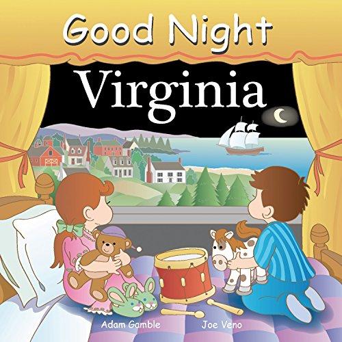 Good Night Virginia (Good Night Our World) (Lighthouse Aquarium)