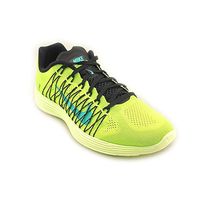 lowest price 8a563 418c6 Amazon.com   Nike LunaRacer+ 3 Racing Shoes - 15 - Green   Running