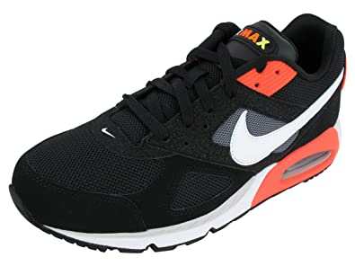 on sale 42f16 b2215 Nike Men s AIR MAX IVO Running Shoes 7.5 Men US (Black White CL