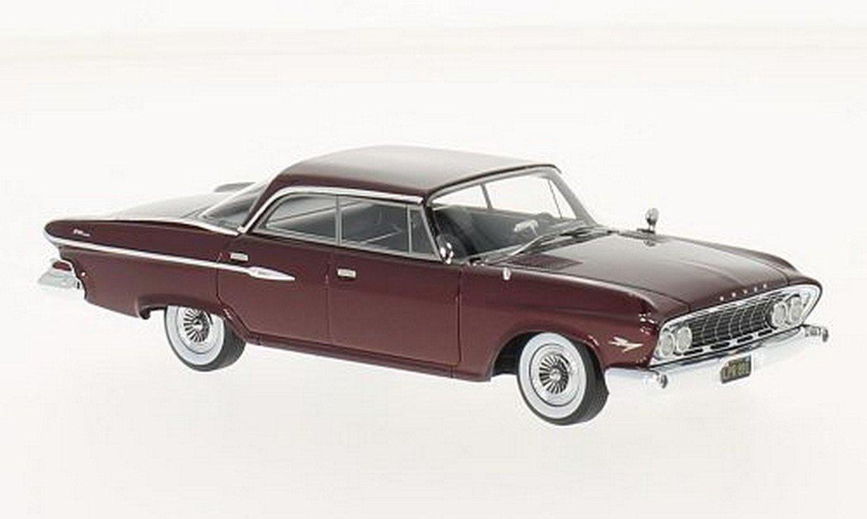 Dodge Dart Phoenix, metallic-dunkelrot - 1961 - Maßstab: 1:43 - Resine - Fertigmodell - NEO