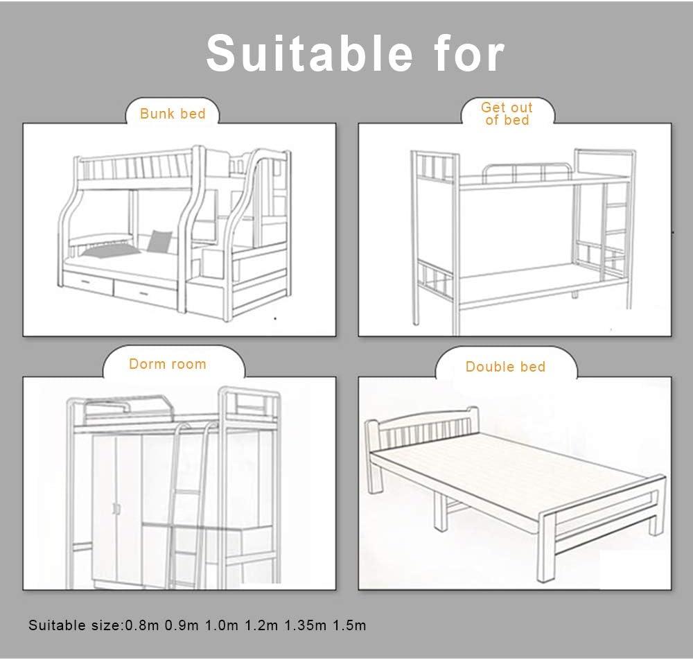 60 70 WUZHI Moustiquaire de Lit Pliable Portable Moustiquaire Installation Gratuite Maille Fine Net pour Adulte Enfant Plein Air 140