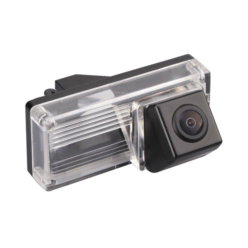 Misayaee Vue Arri/ère de Voiture de Vision Camera de Recul Auto//Voiture /étanche pour Toyota Reiz Land Cruiser LC100 J100 LC200 J200 V8 LC120 Prado J120 Prius MK2 MARK X MK1 GRX120