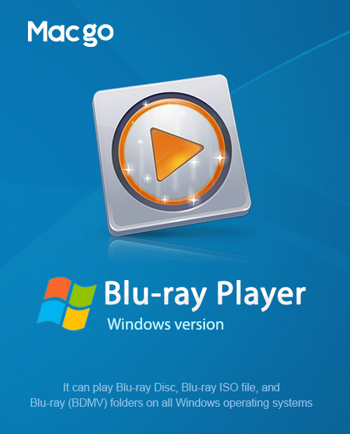 Macgo Windows Blu-ray Player [Download]