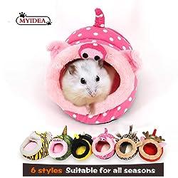 MYIDEA Warm Guinea Pigs Bed