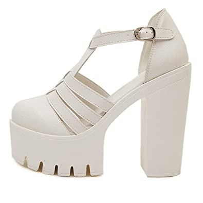 81153355b Image Unavailable. Image not available for. Color  Perfect-Sense-Show Hot  Selling 2018 New Summer Fashion High Platform Sandals Women Casual