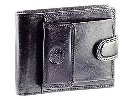 a63956f1686 Portefeuille cuir Noir N1528 Portefeuille à l italienne ...