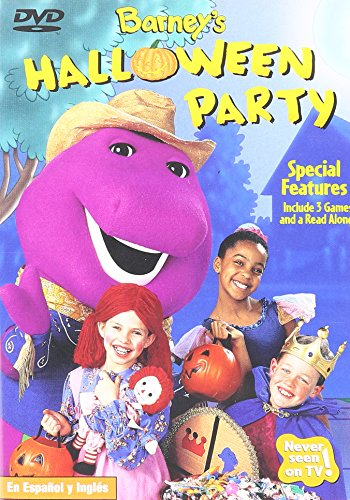 Barney - Halloween Party ()