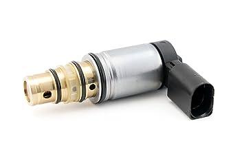 AC Compresor de control válvula de solenoide para Volkswagen Jetta Sanden pxe16 pxe14 1 K0820803e –