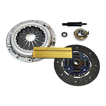 Amazon.com: EFT PREMIUM CLUTCH KIT fits 1995-2002 KIA SPORTAGE SUV 2.0L 4CYL 2WD 4WD: Automotive
