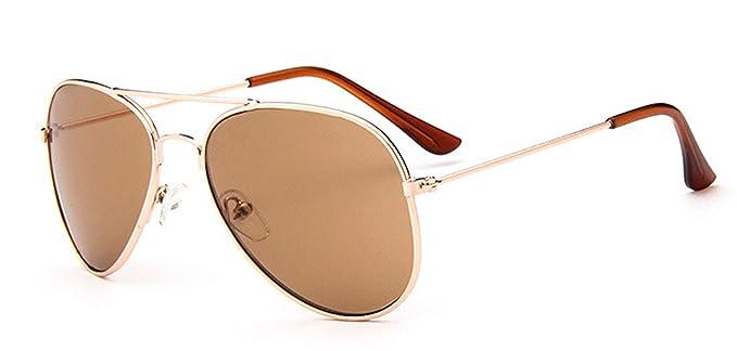 Beydodo Gafas Sol de Mujer Gafas de Sol de Niñas Redondas ...