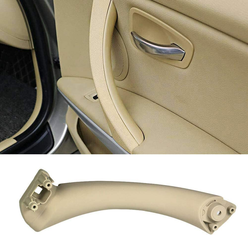 Manija interior para puerta de coche para 3 series E90 E91 316 318 320 325 328 330 I7T8 CviAn