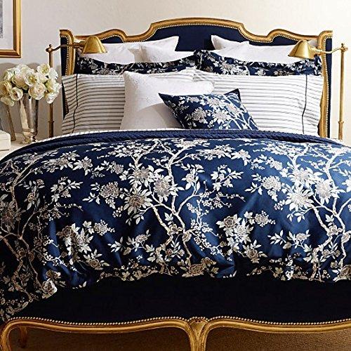 Comforter Lauren Queen Ralph (Ralph Lauren Deauville Floral Blossom Queen Comforter)